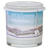 Bougie parfumée 40° à L'Ombre Lothantique