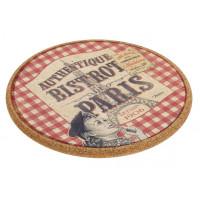 Dessous de Plat BISTROT DE PARIS Natives déco rétro vintage