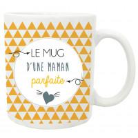 Mug d'UNE MAMAN PARFAITE