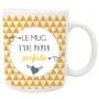 Mug MAMAN PARFAITE collection Mugs petits messages