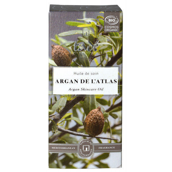 Huile de soin argan de l 39 atlas tad provence ar mes - Cuisine atlas catalogue ...