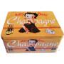 Boîte Grande taille BETTY BOOP Champagne déco publicité rétro vintage