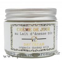 Crème de jour au lait d'ânesse BIO Un été en Provence