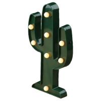 Lampe Veilleuse LED Cactus