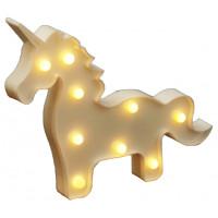 Lampe Veilleuse LED Licorne