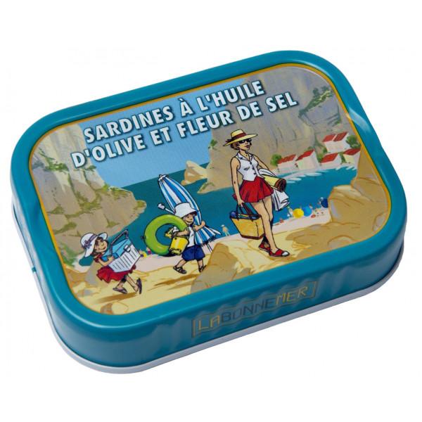 Sardines la l 39 huile d 39 olive et fleur de sel la bonne for Ares accessoire de cuisine