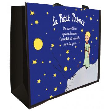 Sac Cabas nuit étoilée LE PETIT PRINCE