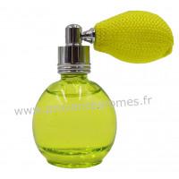 Eau de toilette VERVEINE CITRONNÉE 12 ml flacon rétro avec poire Esprit Provence