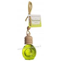 Flacon diffuseur de parfum à suspendre VERVEINE CITRONNÉE 12 ml Esprit Provence
