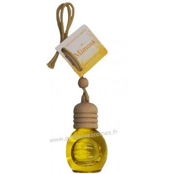 Flacon diffuseur de parfum à suspendre MIMOSA 12 ml Esprit Provence