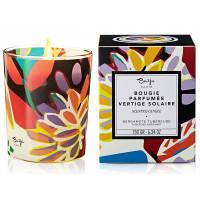 Bougie parfumée Bergamote Tubéreuse Baïja Vertige Solaire collection