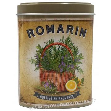 Romarin de Provence Boîte saupoudreur déco rétro Esprit Provence