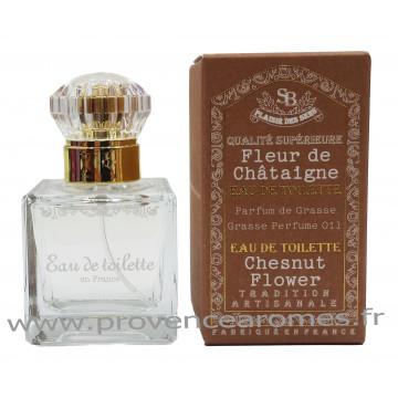 Eau de Toilette Fleur de châtaigne Un été en Provence 30 ml