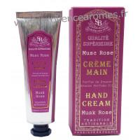 Crème mains Musc Rose Un été en Provence