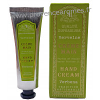 Crème mains Verveine Un été en Provence tube 30 ml