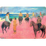 Set de table CAVALIERS SUR LA PLAGE Paul Gauguin 1902