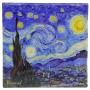 Dessous de Plat LA NUIT ÉTOILÉE Vincent Van Gogh