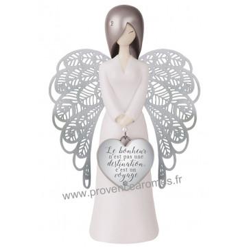 Figurine You are an angel LE BONHEUR EST UN VOYAGE