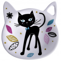 Repose sachet de thé CHAT MANDALA Foxtrot collection