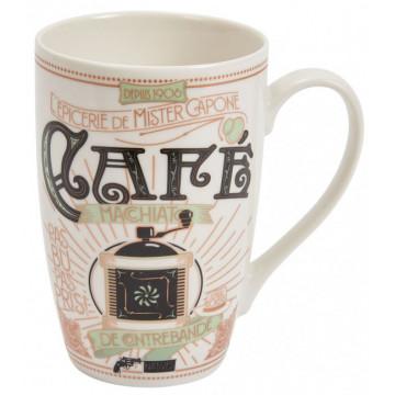 Mug MISTER CAPONE Natives déco rétro vintage