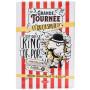 Plaque métal KING OF POP'CORN Natives déco rétro vintage
