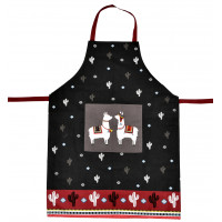 Tablier de cuisine LAMA MANIA Foxtrot collection