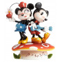 MICKEY et MINNIE Figurine Disney Collection Showcase Miss Mindy Designs