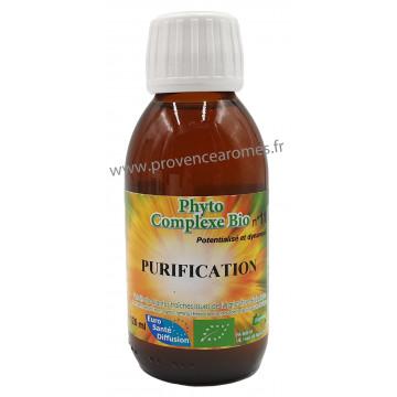 N° 11 - PURIFICATION - Complexe BIO pour assainissement de l'intestin chez l'enfant et adolescent