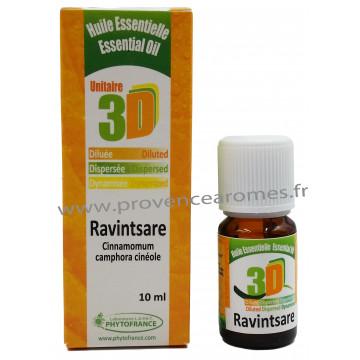HUILE ESSENTIELLE de RAVINSARE 3D Virus, Immunité Phytofrance