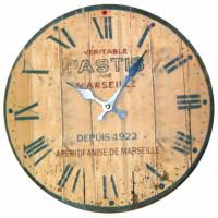 Horloge Rouage en métal