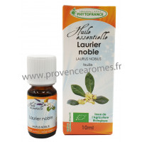 LAURIER NOBLE Huile Essentielle BIO Phytofrance