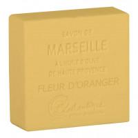 Savon de Marseille Fleur d'Oranger Lothantique