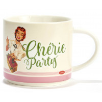 Mug CHÉRIE PARTY Natives déco rétro vintage