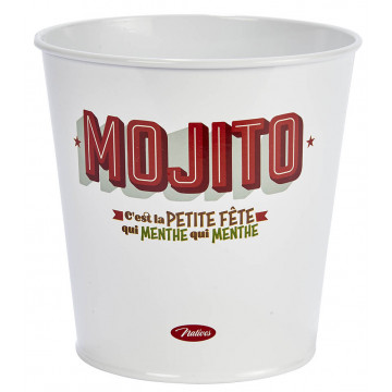 Cache pot MOJITO Natives déco rétro vintage