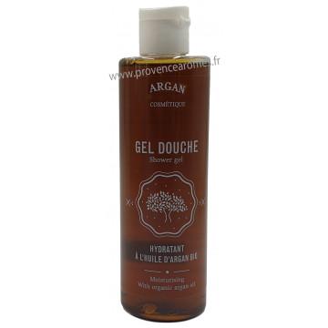 Gel douche à l'huile d'argan BIO