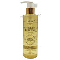 Huile de massage à l'huile d'argan Bio
