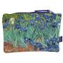 Pochette coton LES IRIS Vincent Van Gogh 1889