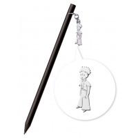 Crayon médaillon LE PETIT PRINCE
