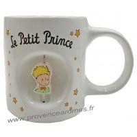 Mug LE PETIT PRINCE avec visage rotatif