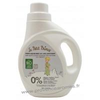 Lessive liquide bébé avec adoucissant aux extraits de Calendula BIO LE PETIT PRINCE