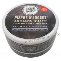 Pierre d'Argent au savon d'Alep 300 gr Tadé