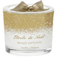 Bougie parfumée ÉTOILE DE NOËL Lothantique