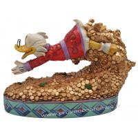 PICSOU Plongée dans l'argent Figurine Disney Collection Disney Tradition