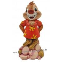 TIC et TAC Figurine TAC Disney Showcase Collection