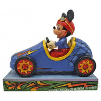 MICKEY Figurine MICKEY TAKES THE LEAD Collection Disney Tradition