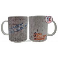 Mug PAS PARFAIT collection Mugs petits messages