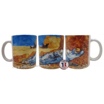 Mug LA SIESTE Vincent Van Gogh