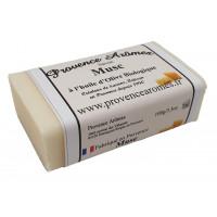 Savon musc à l'Huile d'olive Bio de Provence Arômes