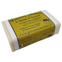 Savon à l'Huile d'Avocat et Huile d'Olive Bio de Provence Arômes