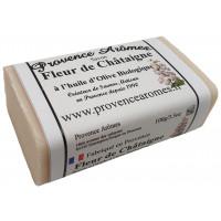 Savon Fleur de Châtaigne à l'Huile d'Olive Bio Provence Arômes
